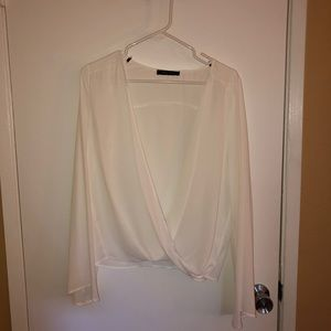 Tops - White blouse